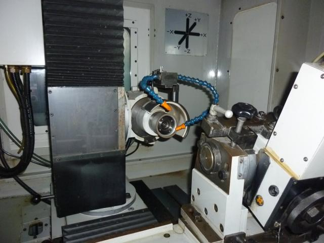 Diapet CNC Helical pinion grinding machine