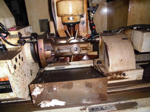 Makubo Key groove milling cutter