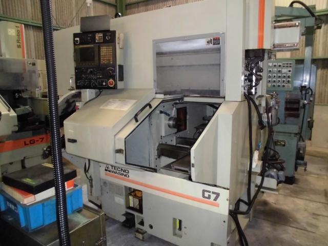 Wasino CNC Lathe