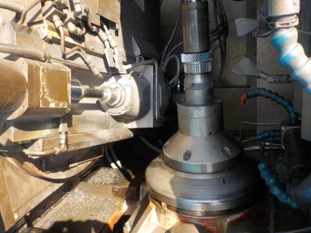 Kashifuji CNC Hobbing Machine