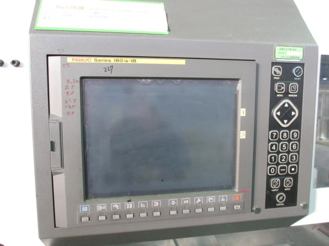 Fanuc 150T injection molding machine