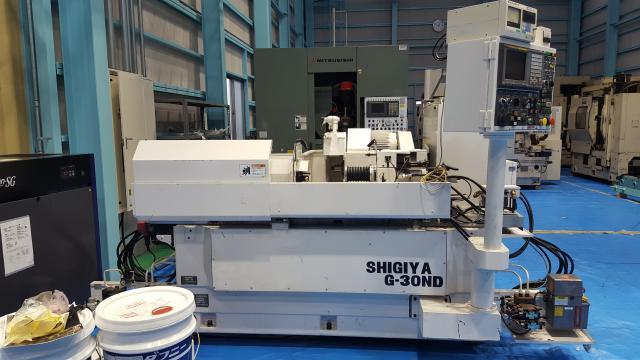 Shigiya Seiki Cylindrical Grinding Machine
