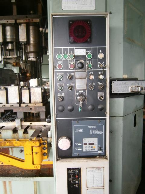 Aida 250T gate type press