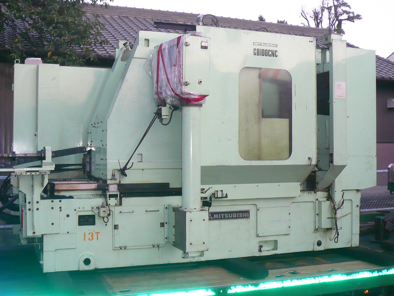 Mitsubishijuko CNC Hobbing Machine