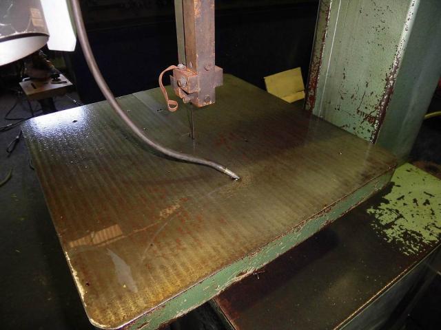 Kiyota contour machine
