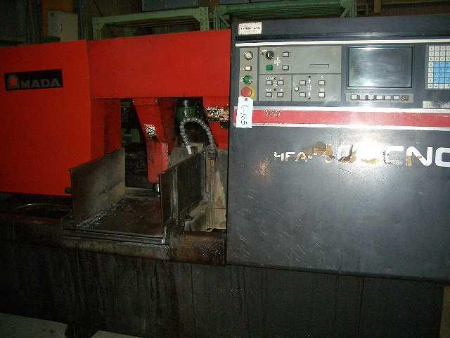Amada 400mm Band Saw