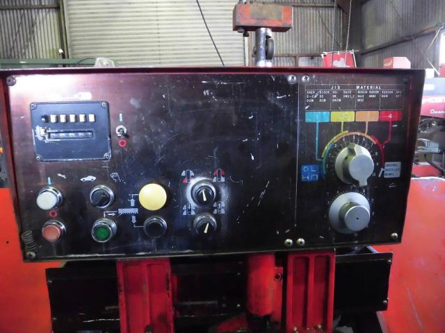 Amada 250mm Band Saw