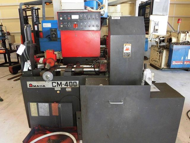 Amada Circular saw cutting machine