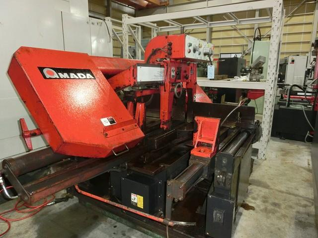 Amada 650mm Band Saw