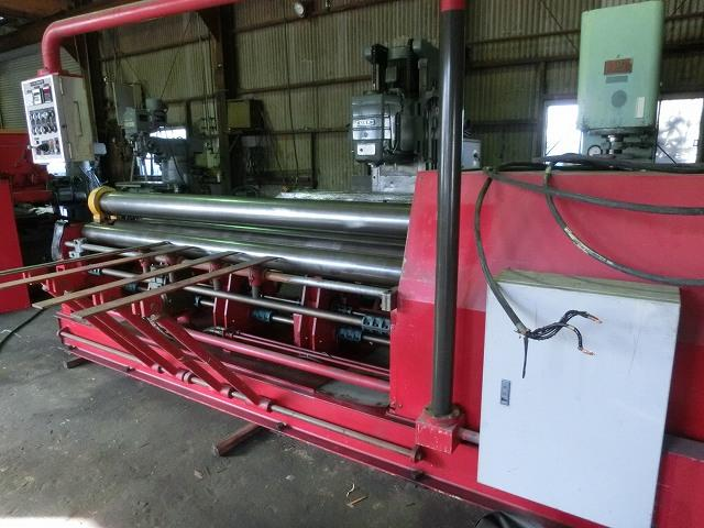 Aiseru 2.5M Bending Roll machine