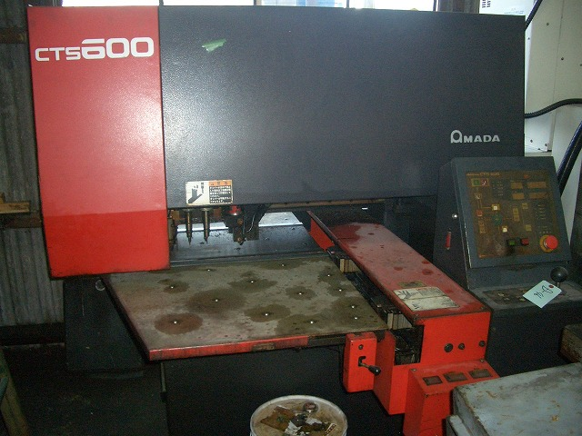 Amada CNC tapping