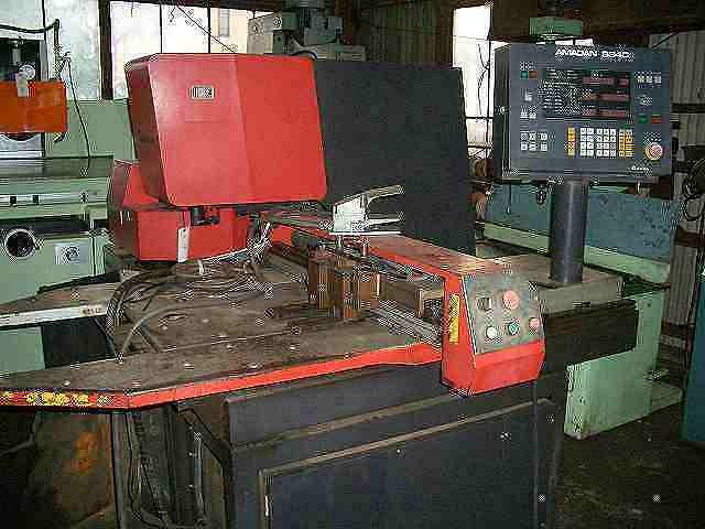 Amada 30T Punch press
