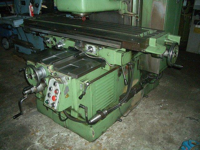 OKK Vertical Milling Machine