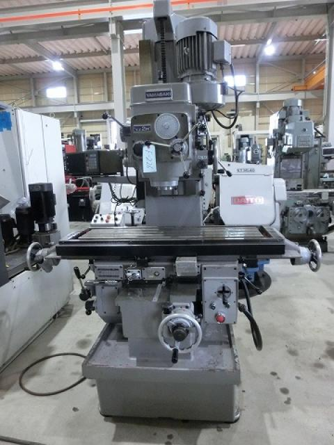Yamazaki Giken Vertical Milling Machine