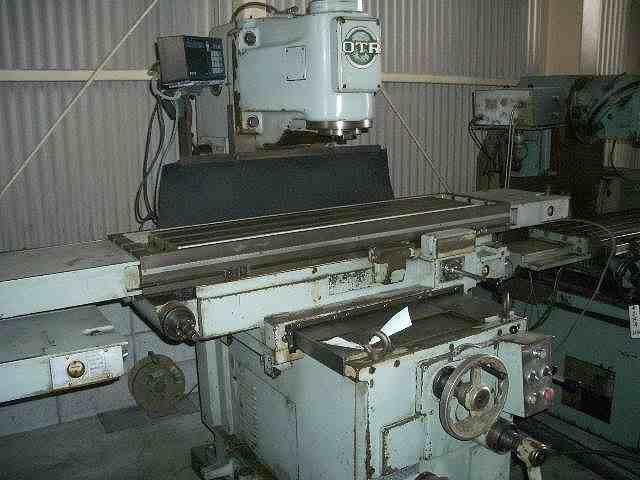 OHTORI vertical milling cutter