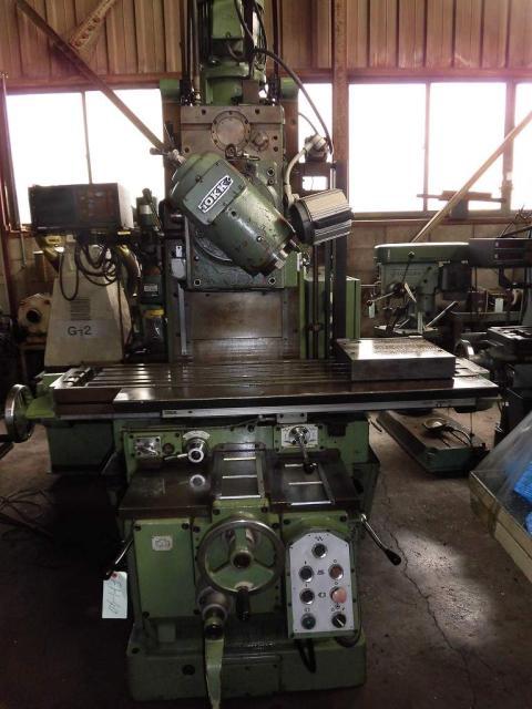 OKK Horizontal Milling Machine