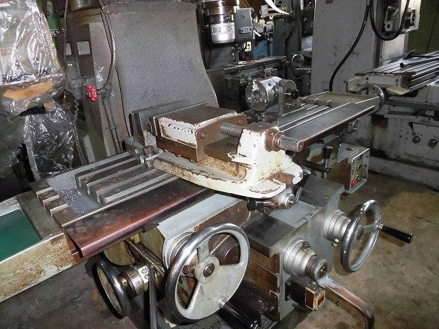 Shizuoka Vertical Milling Machine
