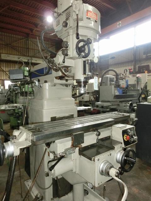 Enshu Vertical Milling Machine