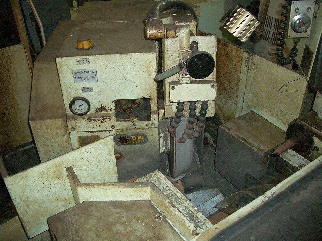 Toyotakikou NC cylindrical grinding machine