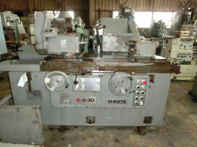 Shigiya Seiki Seisakusho Cylindrical Grinding Machine