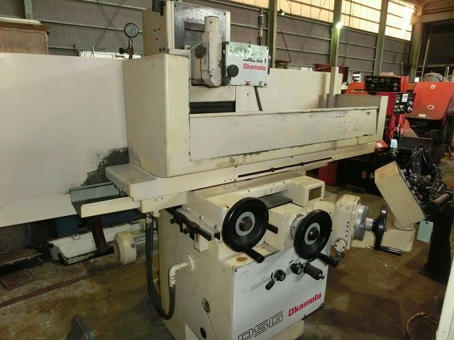 Okamoto Surface Grinding Machine