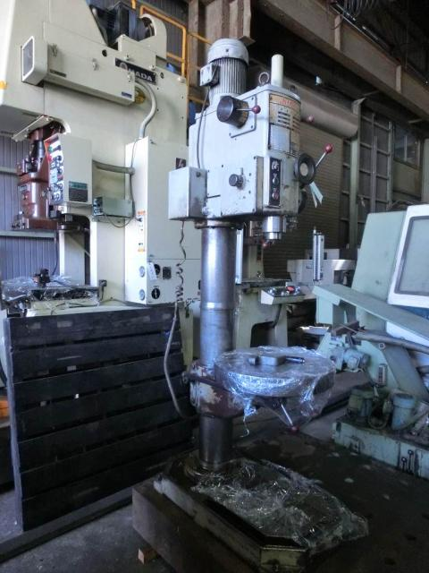 Kira 540mm upright drilling  Machine