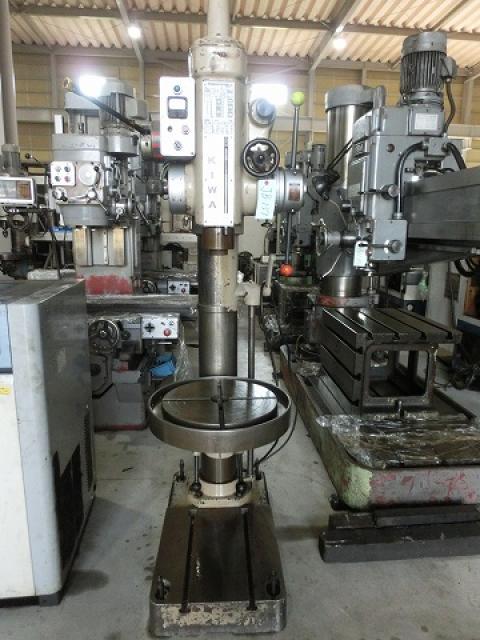 Kiwa 550mm upright drilling  Machine