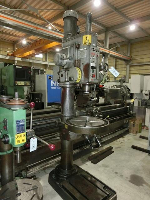 Yoshida 550mm upright drilling  Machine