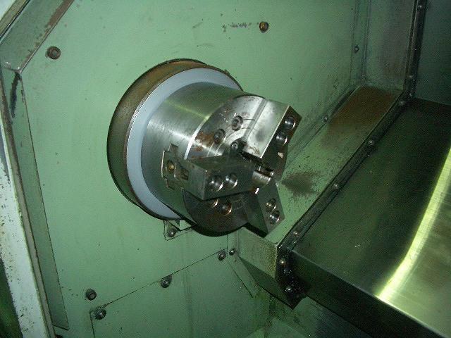 Okuma CNC lathe