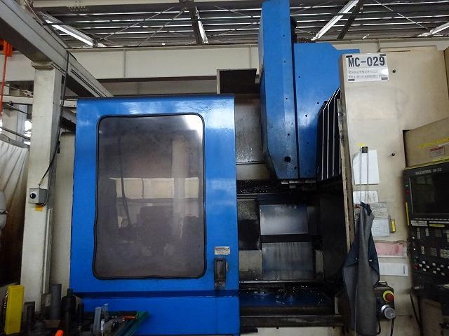 Mazak Gate type machining center