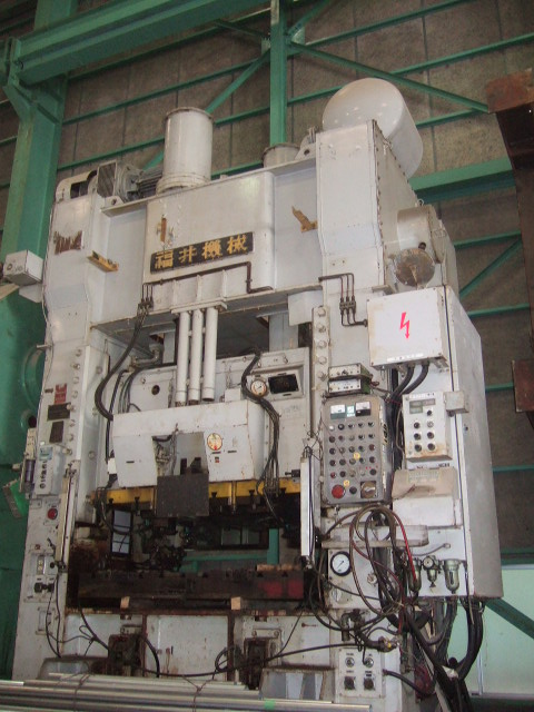 Fukui 200T gate type press