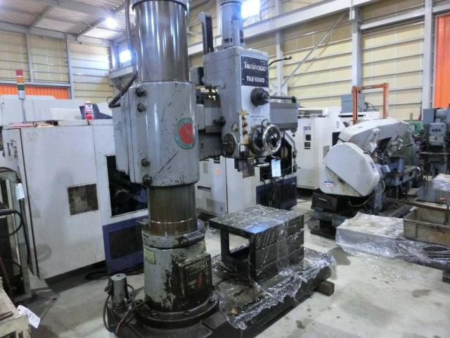 Tominaga 1000mm Radial drilling  Machine
