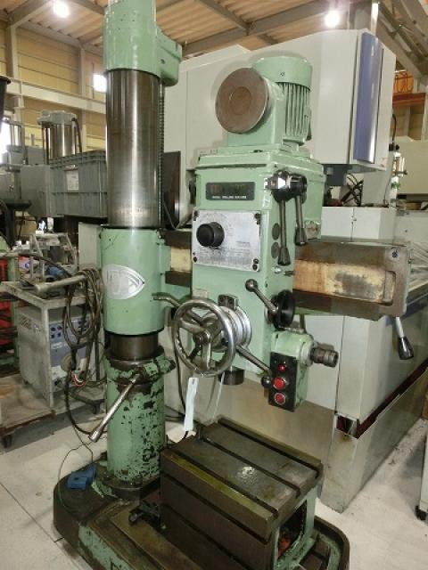 Toa 600mm Radial drilling  Machine