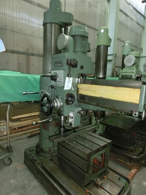 Toa 800mm Radial drilling  Machine