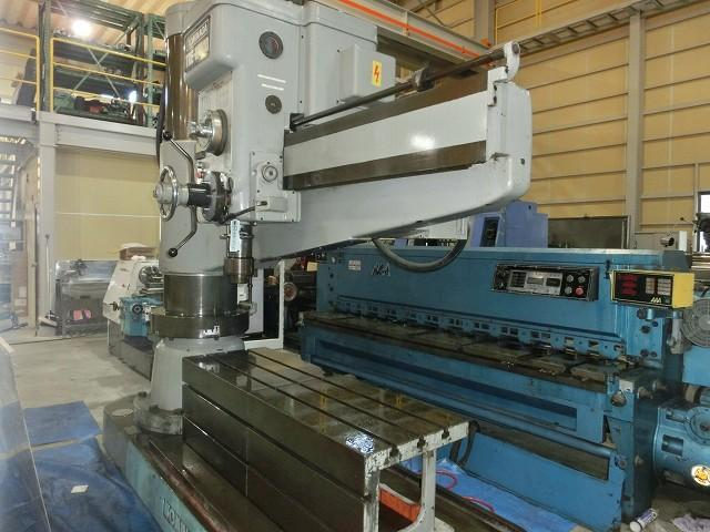 Tominaga 1700mm Radial drilling  Machine