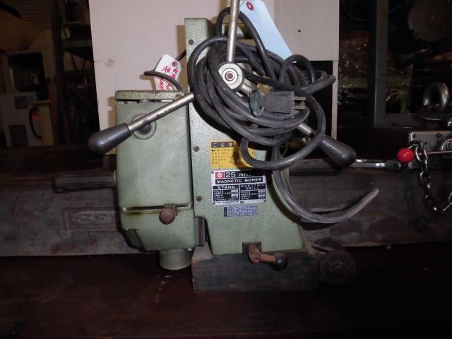 Hitachi magnetic bore Machine