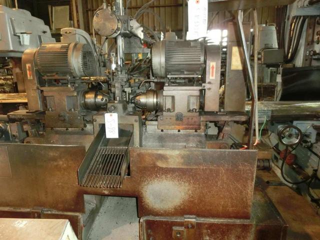 Toho Kogyo Automatic machine for both ends machining
