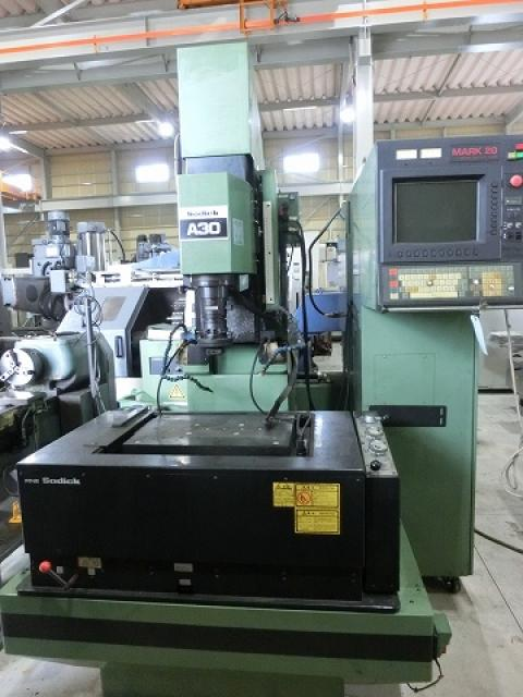 Sodick Electric discharge machine