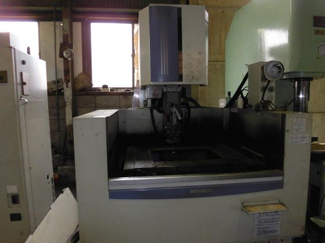 Mitsubishi CNC wire-cut machine
