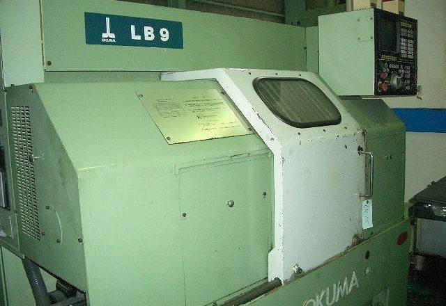 Okuma-CNC