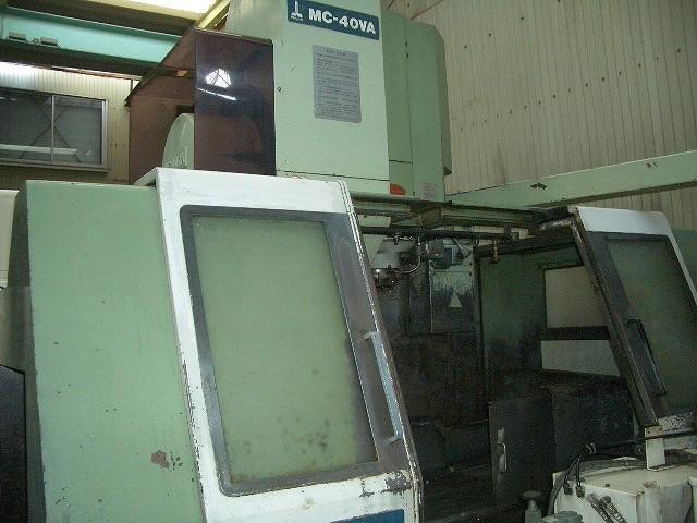 Okuma VMC(BT40) MC-40VA 1992