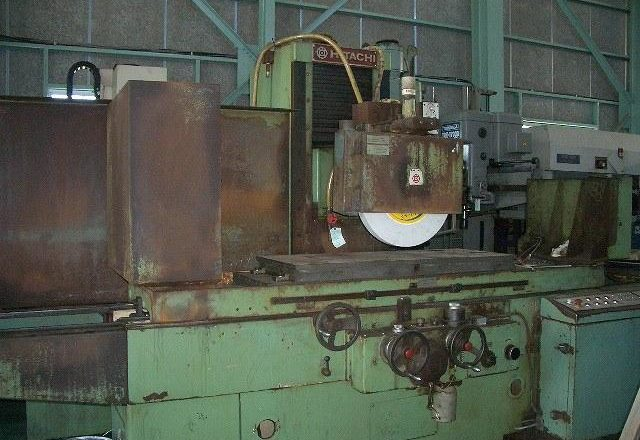 Hitachi Seiko Surface Grinding Machine GHL-B512 1984