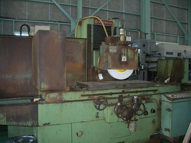 Hitachi Seiko Surface Grinding Machine GHL-B512 1984