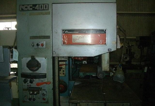 Nicotech contour machine NCC-400 1988