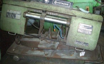 Hitachi 220mm Band Saw CB-22FA