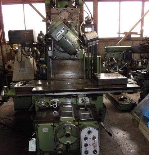 OKK Horizontal milling machine MH-2P 1988