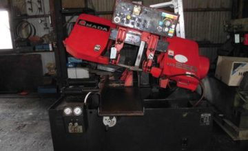 Amada 250mm Band Saw HA-250 1995
