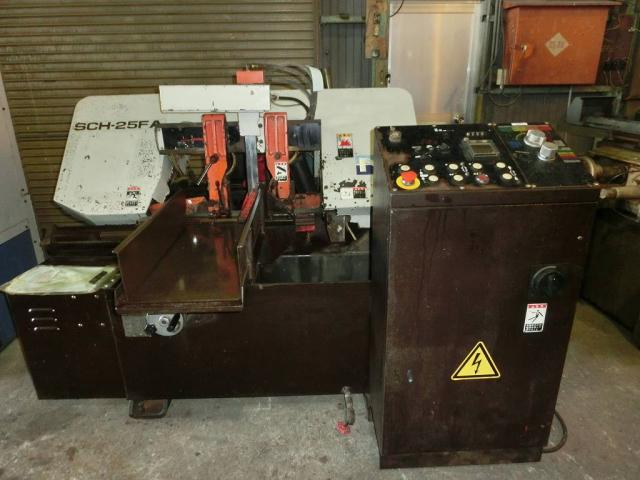 Nicotech 250mm Band Saw SCH-25FA 2000