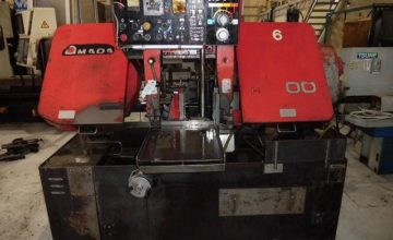 Amada 400mm Band Saw HA-400 1991