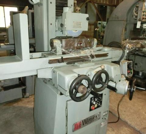 Washino forming Grinding Machine SG-45F 2 1990